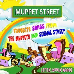 MuppetStreetFavoriteSongsfromTheMuppetsandSesameStreet