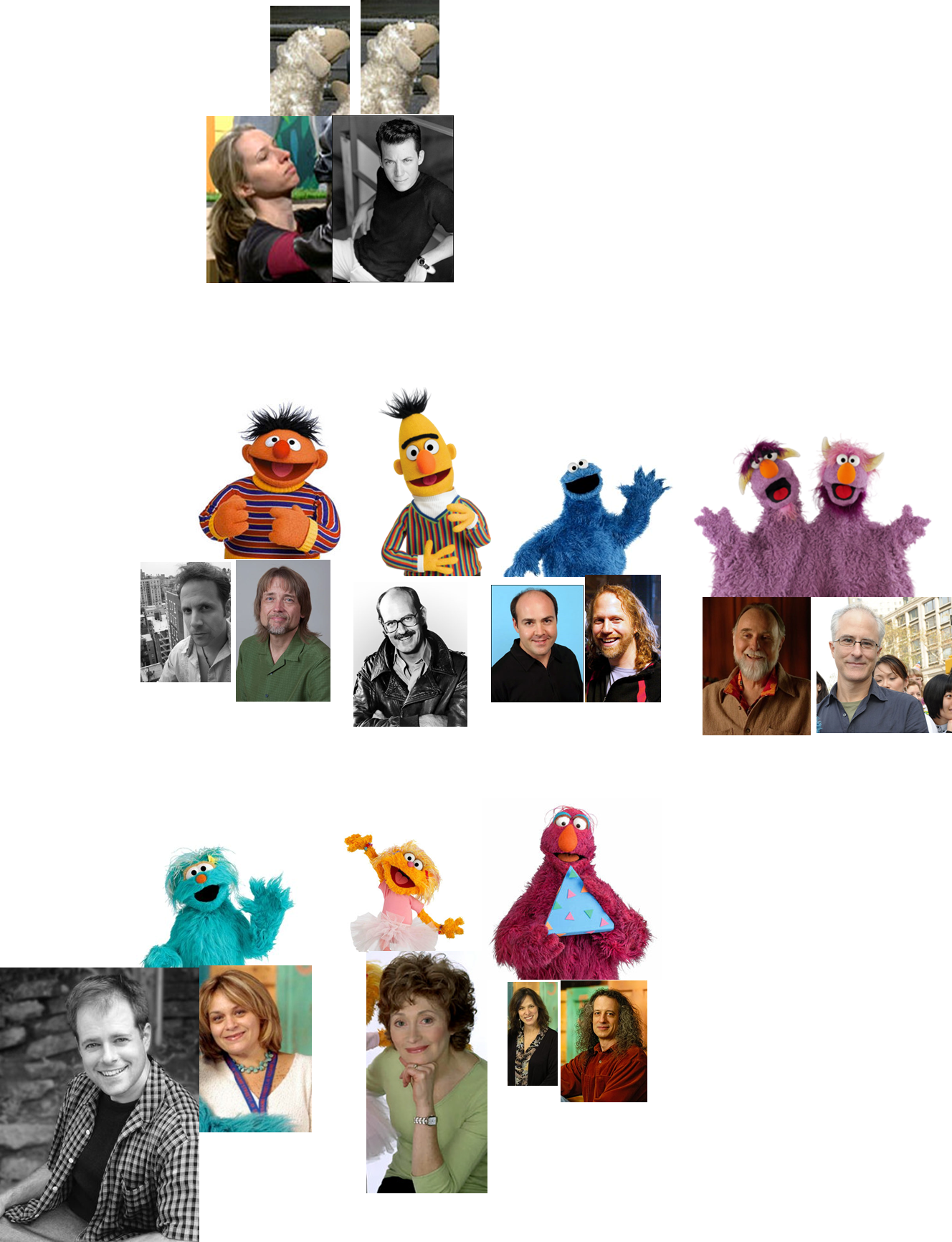 Image - Muppet wiki Behind the scenes photos Another Good Morning ...