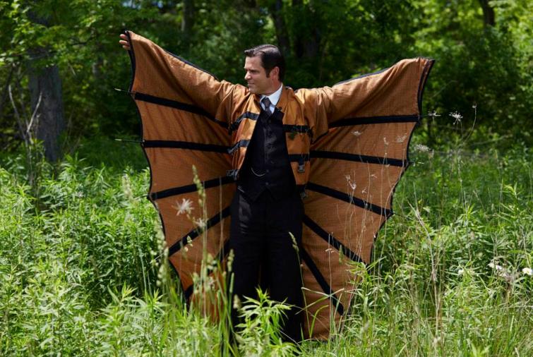 Gliding Suit | Murdoch Mysteries Wiki | Fandom powered by ...