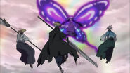 Kuroageha Dark Butterfly form