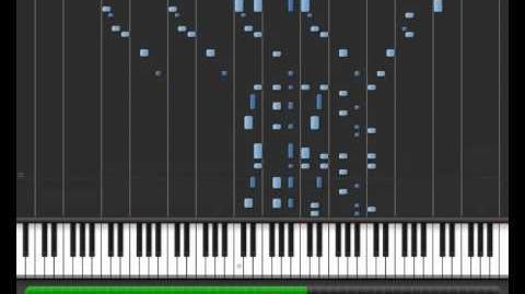 Russian Rag - Piano roll QRS 100870