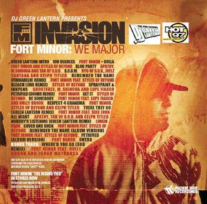 FortMinor-WeMajor(LimitedEdition)(Mixtape)-(Original)