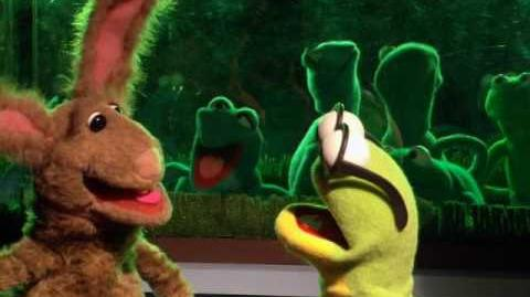 Kermit's Swamp Years - Life as a Pet (2002, Full-screen) (Spanish Stereo)
