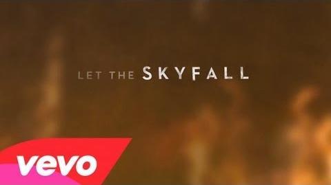 Skyfall (song)