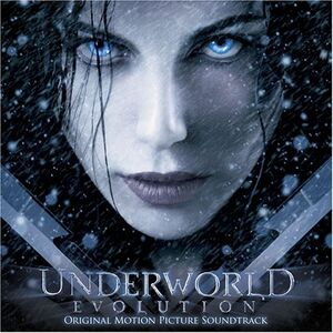 Soundtrack - Underworld- Evolution (Original Soundtrack) - Front Cover