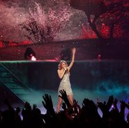Taylor Swift Performing in Tokyo, Japan