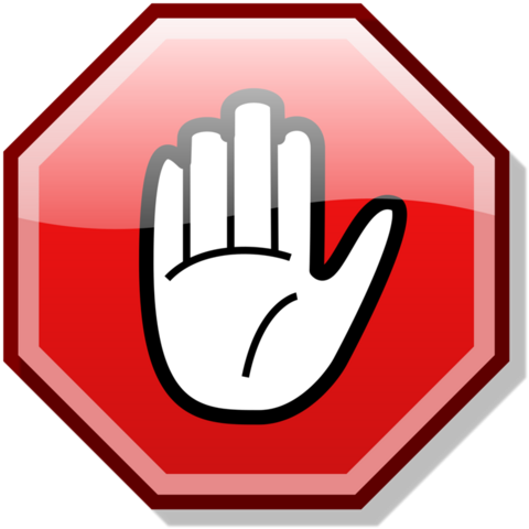 File:Stop hand nuvola.png