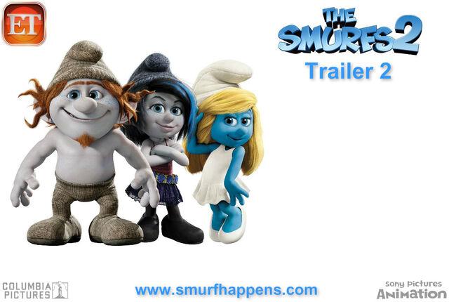 File:The Smurfs 2 Anouncement Wallpaper.jpg