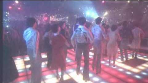 Night Fever dance Saturday Night Fever