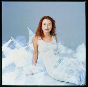 Tori amos in white