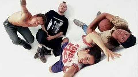 Red Hot Chili Peppers - Higher Ground