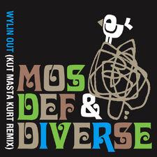 Chocolate Swim EP - Mos Def & Diverse