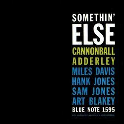 Somethin' Else album cover
