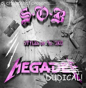 Styles Of Beyond - Megadudical (Official Cover)