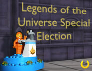 Legends of the Universe Election