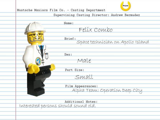 File:Audition Sheet - Felix Combo.jpg