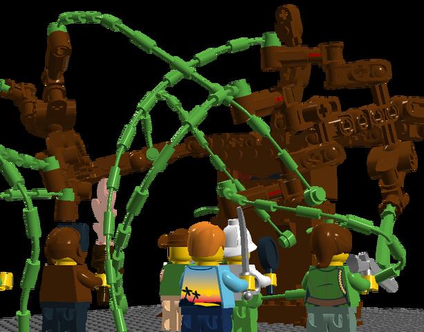File:Plant Monster Model Design.png