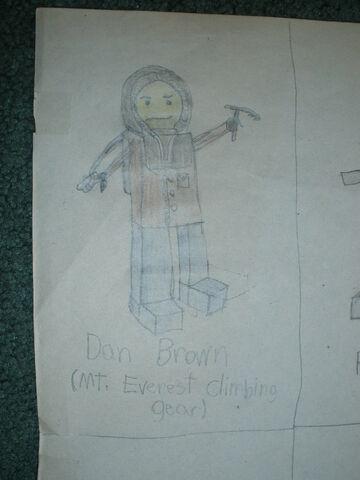 File:Dan Brown Mt. Everest.JPG