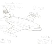Alpha Team Sonic Jet