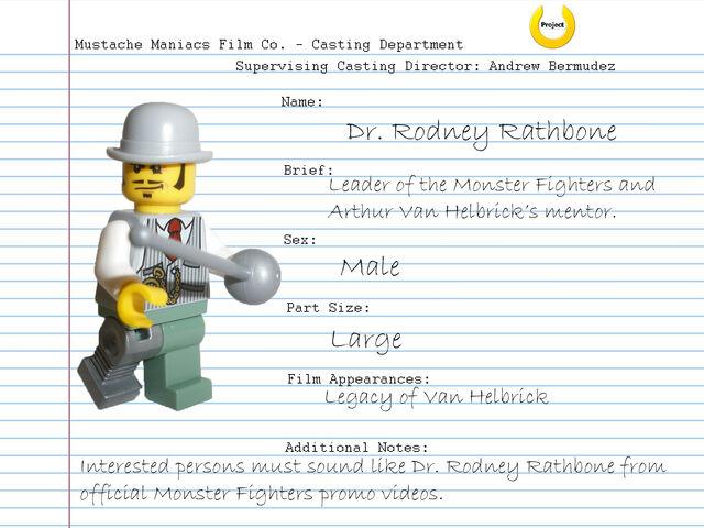 File:Audition Sheet - Dr. Rodney Rathbone.jpg