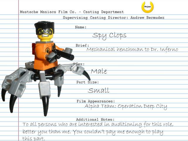 File:Audition Sheet - Spy Clops.jpg