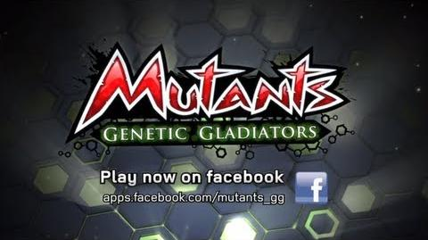 Mutants Genetic Gladiators Official Trailer