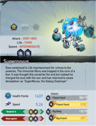 S Supernovus