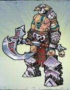 BronzeWarrior
