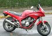Yamaha-XJ 600S Diversion-1992