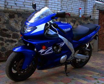Yamaha thundercat 600 2001