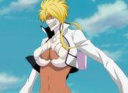 Blaire reveals armor