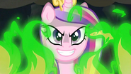 664px-Chrysalis in her Cadance disguise S2E25