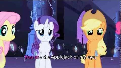 *LEAKED* My Little Pony Friendship is Magic Extended Introduction Sing-Along