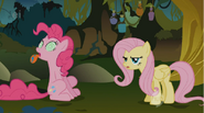 Fluttershy sings Pinkie's song S1E9