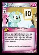 Lyra, Ponyville's Got Talent