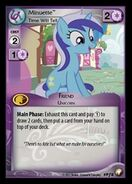 Minuette, Time Will Tell (Equestrian Odysseys Promo)