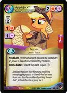 Applejack, Factory Organizer (Marks in Time Promo)