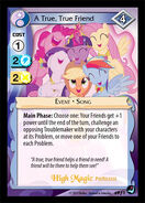 A True, True Friend (High Magic Promo)