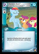 Rainbow Dash, Cutie Mark Consultant