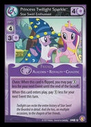 Princess Twilight Sparkle, Star Swirl Enthusiast