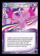Princess Twilight Sparkle, Rainbow Powered