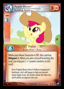 Apple Bloom, Budding Apple