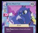 Too Much Fun (Canterlot Nights Promo)