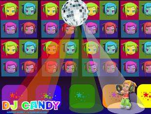 Blankeh's DJ Candy Wallpaper