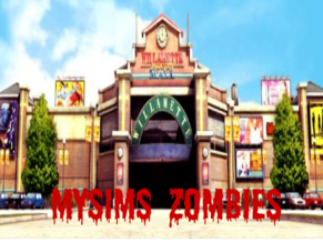 MySims Zombies Ad