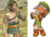 Flippin' Leaf and Link Comparison
