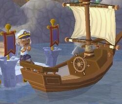 Royal Boat