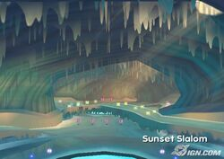 Sunset Slalom