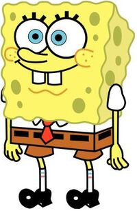 SpongeBob-face