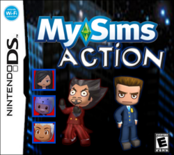 MySimsAction-DS